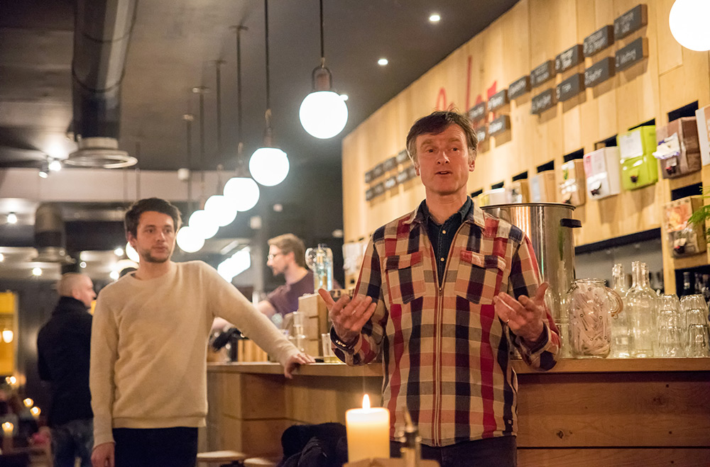 February cider social at The Stable Cheltenham