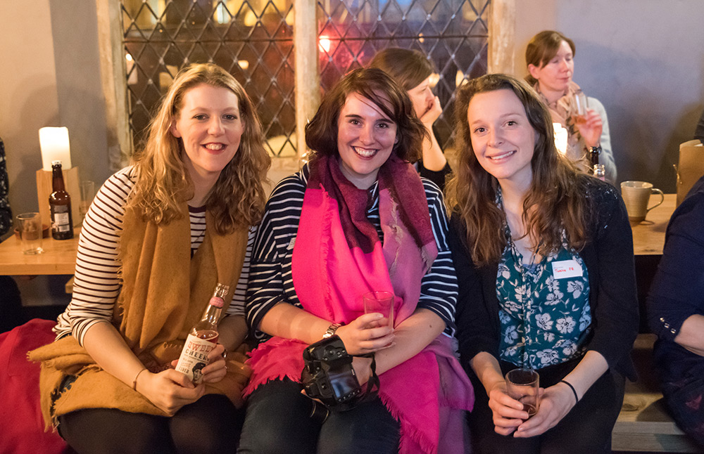 February cider social at The Stable Cheltenham