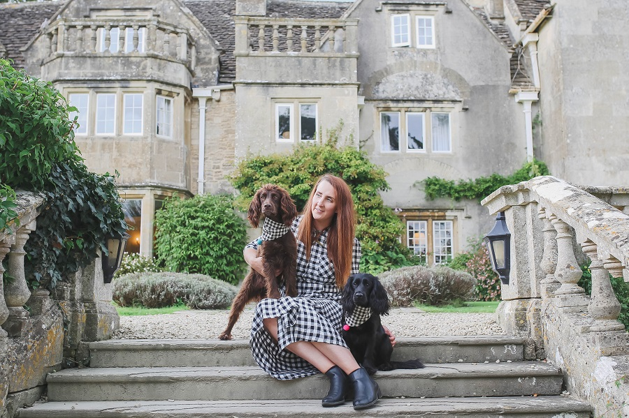 Blogger of the month: Steph and the Spaniels